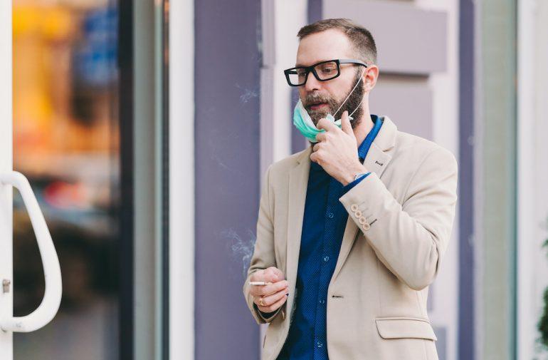 fumar covid